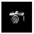Beleuchtungsmodul mit Abdeckung (11mm/grün/kegelförmig)