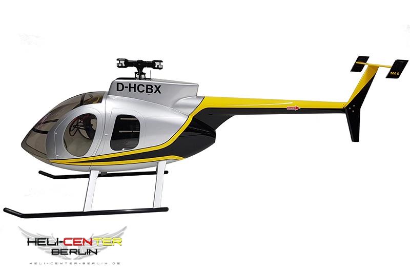 Hughes 500 E für Logo 800 xxtreme