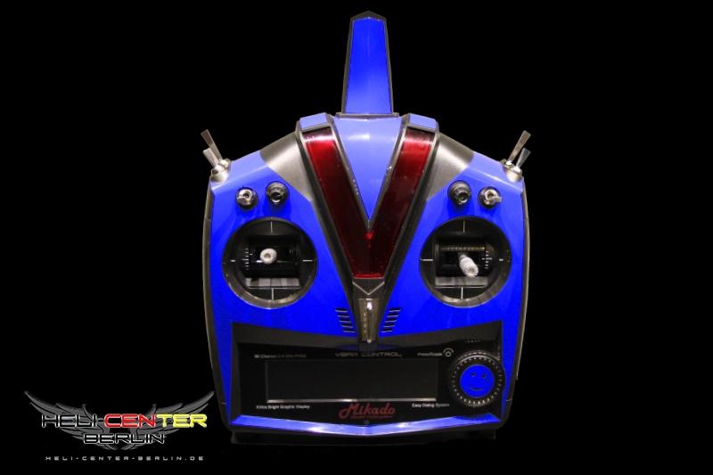 Dekorsatz VBar Control blau