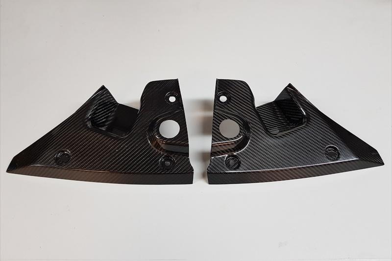 Abdeckung Kofferraum Carbon Camaro 10-15