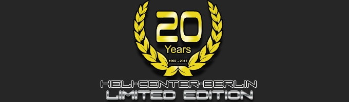 20 Jahre Heli-Center-Berlin Limited Edition