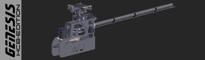 Genesis HCB-Edition Einbaumechanik