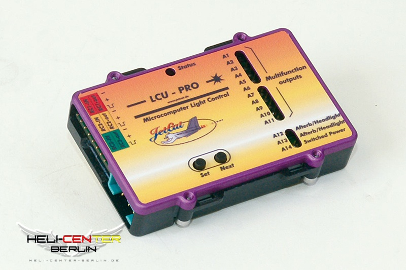 LCU (Light Control Unit) PRO USB