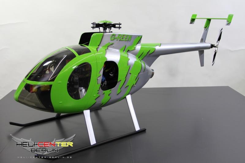 Hughes 500 E für JetCat PHT2