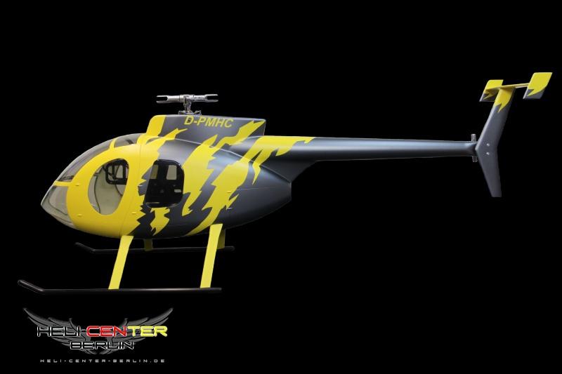 Hughes 500 E für Compass Chronos / 7HV