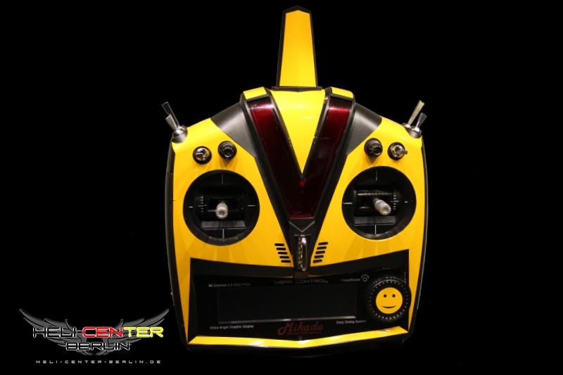 Decal set VBar Control yellow