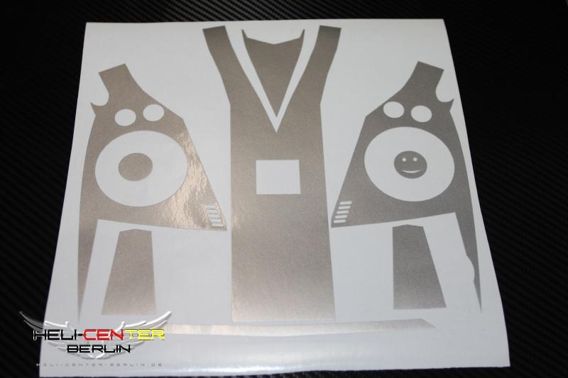 Dekorsatz VBar Control silber